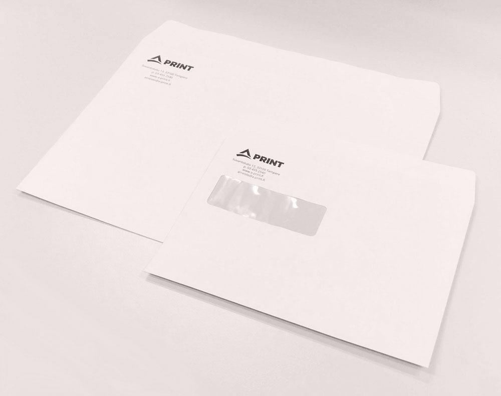 a-print kirjekuori a-print