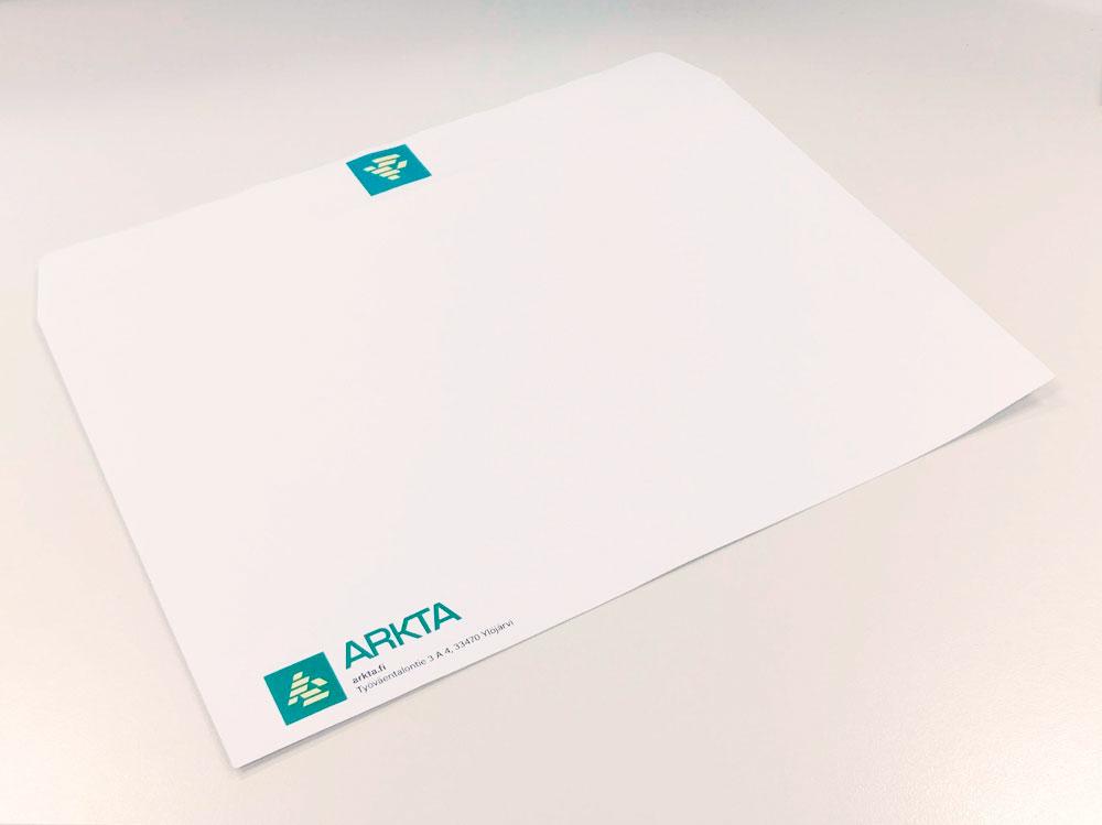 a-print kirjekuori arkta